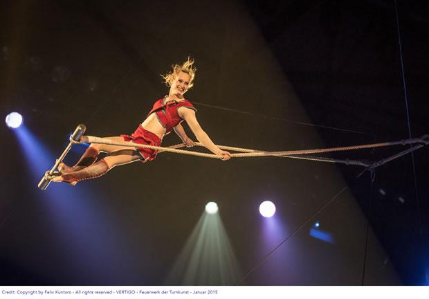OecherDeal präsentiert den Aachener Weihnachtscircus