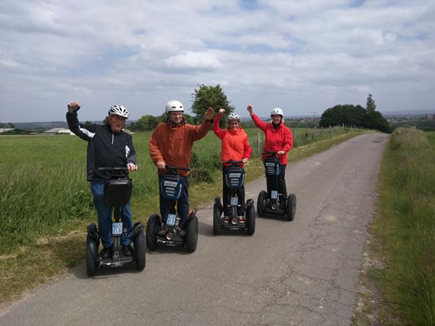 OecherDeal präsentiert die Bel Vue Tour von aixdrive