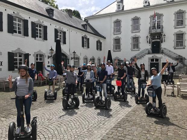 OecherDeal präsentiert die aixdrive-Tour durch Masstricht