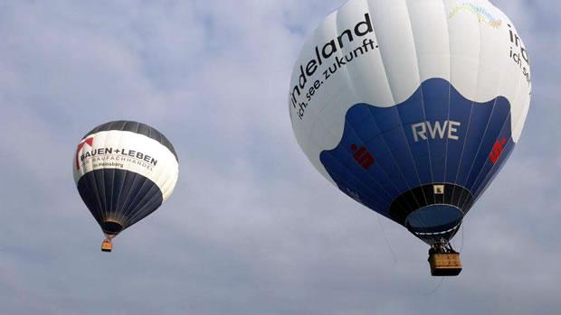 OecherDeal präsentiert Ballonträume Knospe