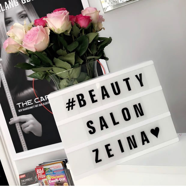 OecherDeal präsentiert den Beautysalon Zeina