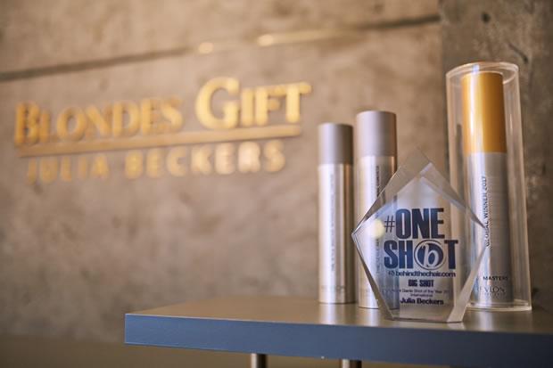 OecherDeal präsentiert Blondes Gift Julia Beckers