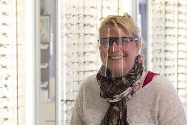 OecherDeal präsentiert Brille Kaulard