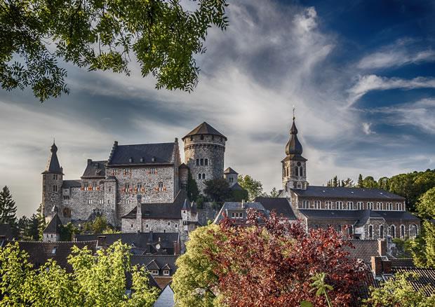 OecherDeal präsentiert die Burg Stolberg