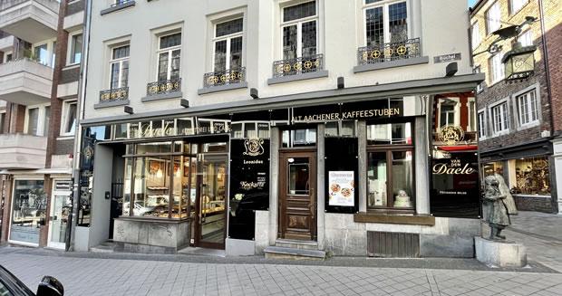 OecherDeal präsentiert das Cafe van den Daele