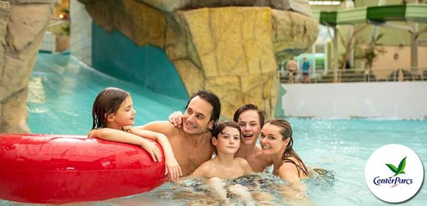 OecherDeal präsentiert Aqua Mundo Center Parcs Les Ardennes