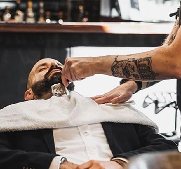 OecherDeal präsentiert Charlemagne Barbershop