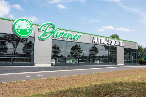 OecherDeal präsentiert das Dürener Autowaschcenter