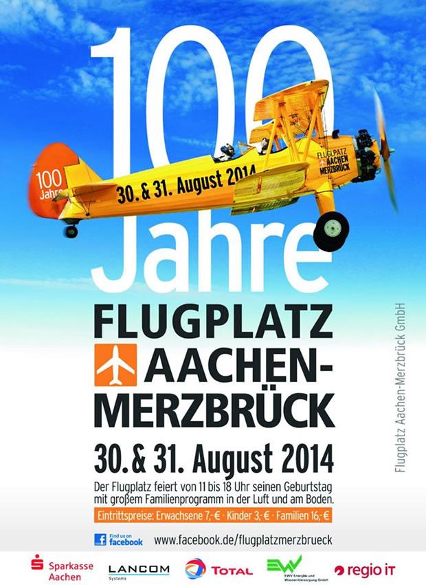 OecherDeal pr�sentiert den Flugplatz Merzbr�ck