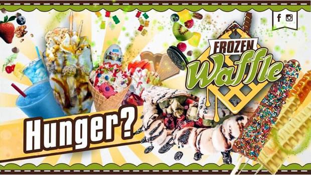 OecherDeal präsentiert Frozen Waffle Kreuzau