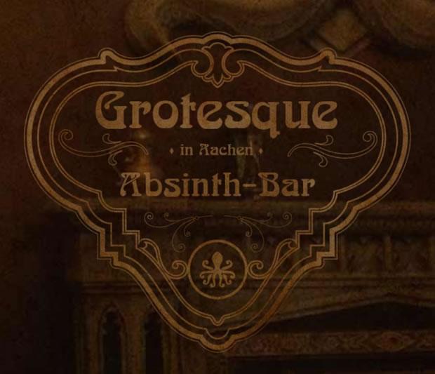 OecherDeal präsentiert die Grotesque Absinth Bar