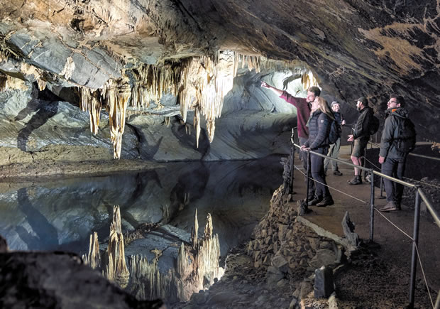 OecherDeal präsentiert die Grottes des Han