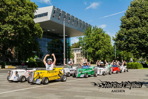 OecherDeal präsentiert die Hotrod City Tour