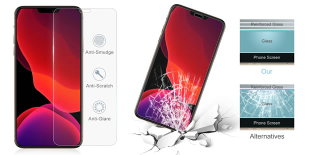 OecherDeal präsentiert Handyhüllen und Schutzfolien