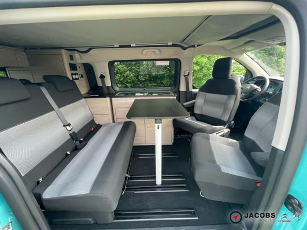 OecherDeal präsentiert Jacobs Automobile mit dem Campster