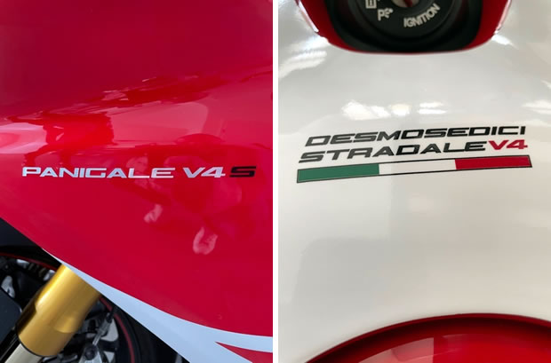 OecherDeal präsentiert die Ducati Panigale V4S von Jacobs Automobile