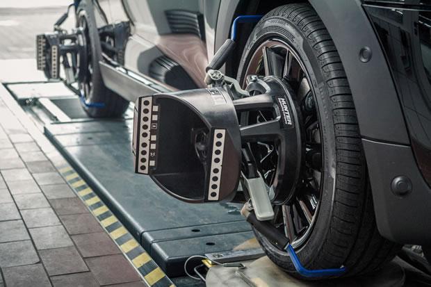 OecherDeal präsentiert Kohl automobile mit der Achsmermessung