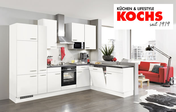 Oecherdeal präsentiert küchen kochs