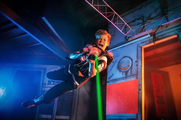OecherDeal präsentiert Lasertag Monschau