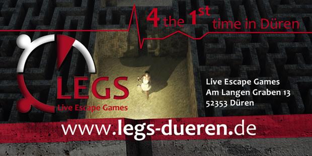OecherDeal pr�sentiert Live Escape Games D�ren