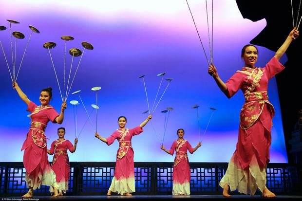 OecherDeal präsentiert den Chinesischen Nationalcircus
