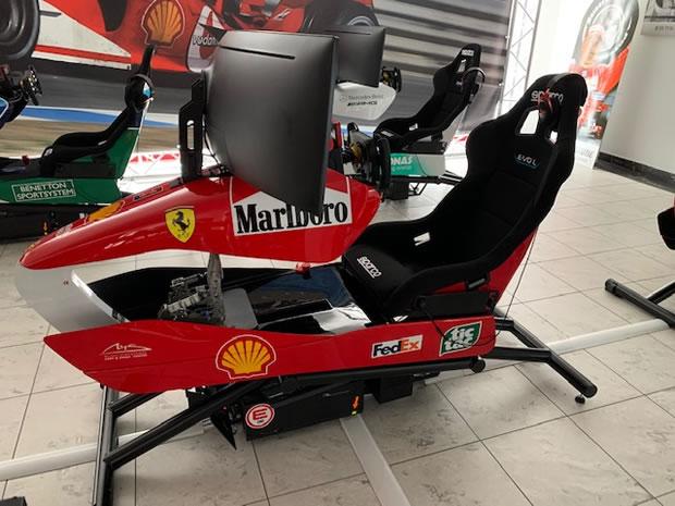 OecherDeal präsentiert das Michael Schumacher Kartcenter