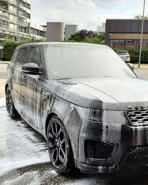 OecherDeal präsentiert Car Wash