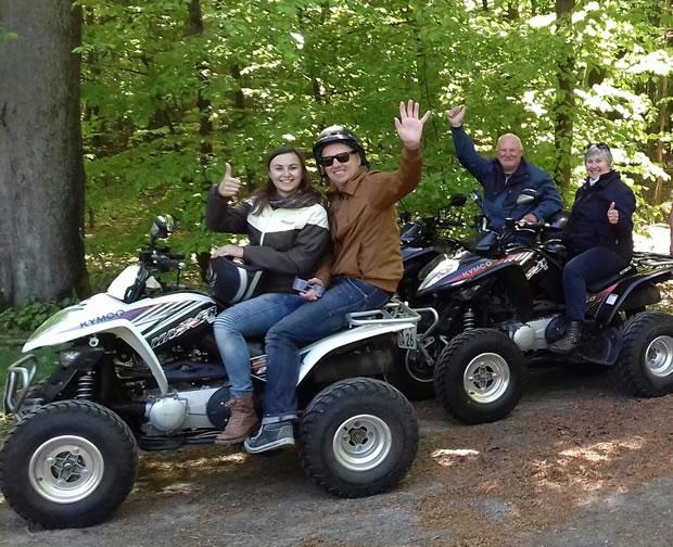 OecherDeal präsentiert Quads Adventure