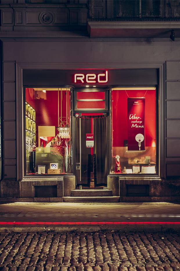 OecherDeal präsentiert das Restaurant RED