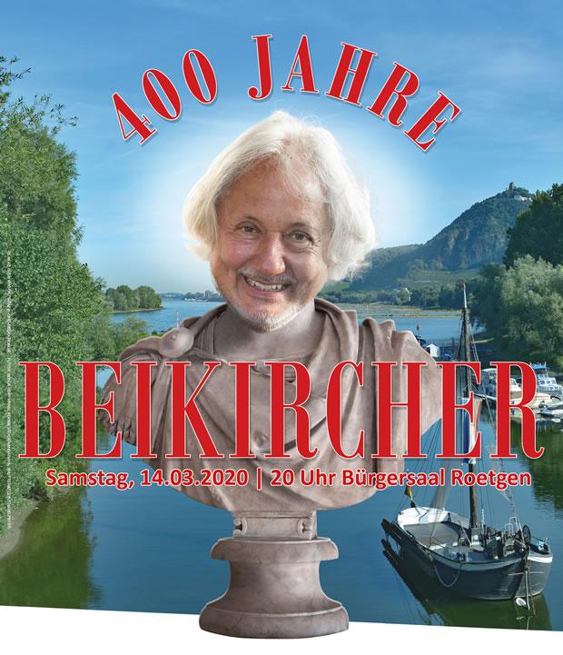 OecherDeal präsentiert Konrad Beikircher und die Roetgen Therme