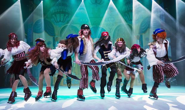 OecherDeal präsentiert den Russian Circus On Ice