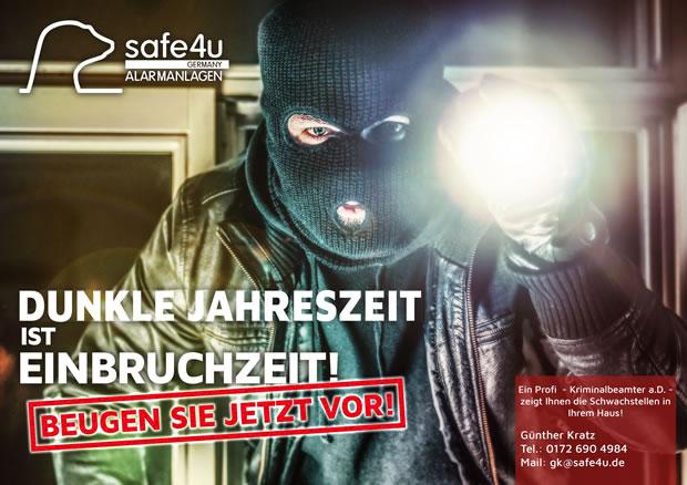 OecherDeal präsentiert safe4u