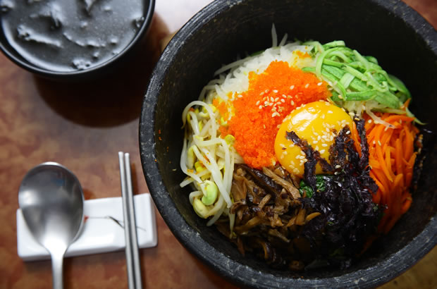 OecherDeal bestellt das Restaurant Sarang