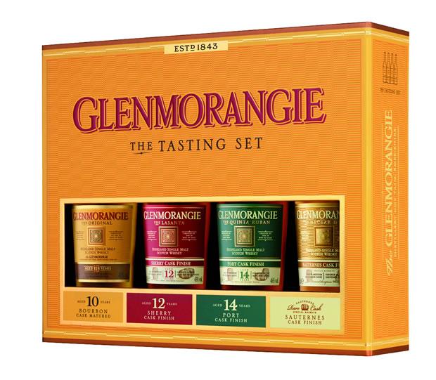 OecherDeal präsentiert Schneiderwind mit dem Glenmorangie Tasting Set