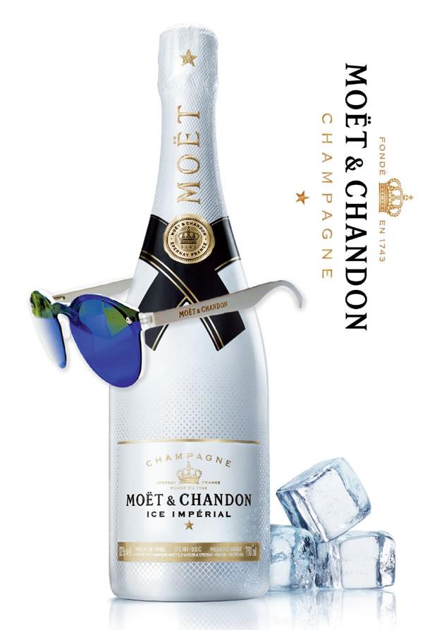 OecherDeal präsentiert Schneiderwind mit Moet Chandon Ice Champagner