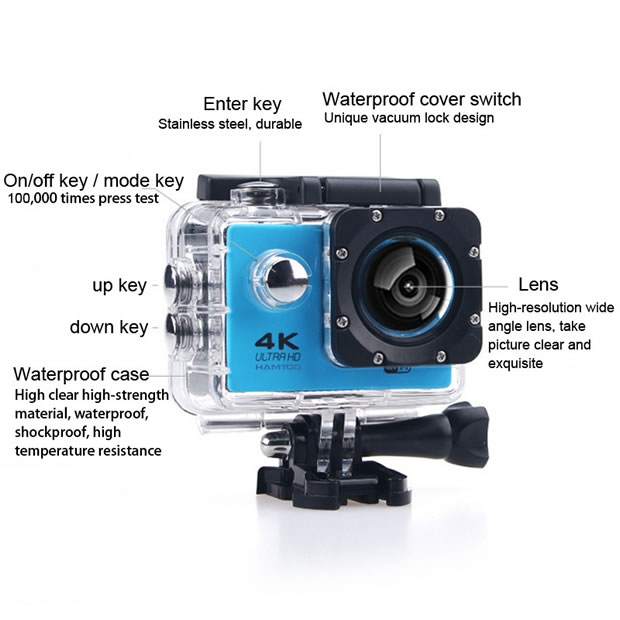 OecherDeal präsentiert Sellers mit einer Action Cam