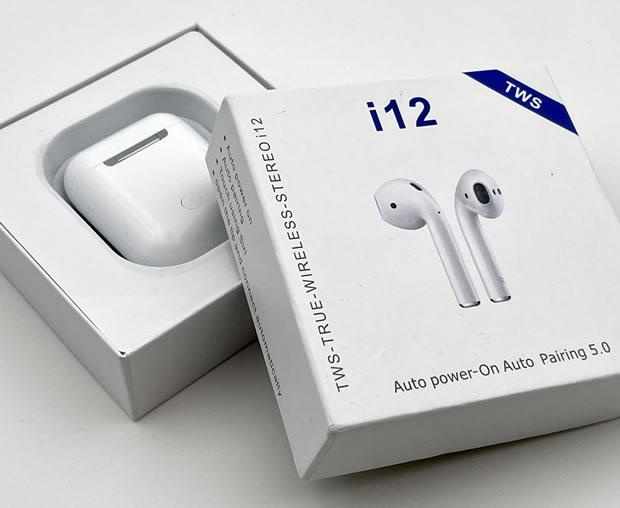 OecherDeal präsentiert Seller mit Bluetooth In Ear Kopfhörern i12 TWS