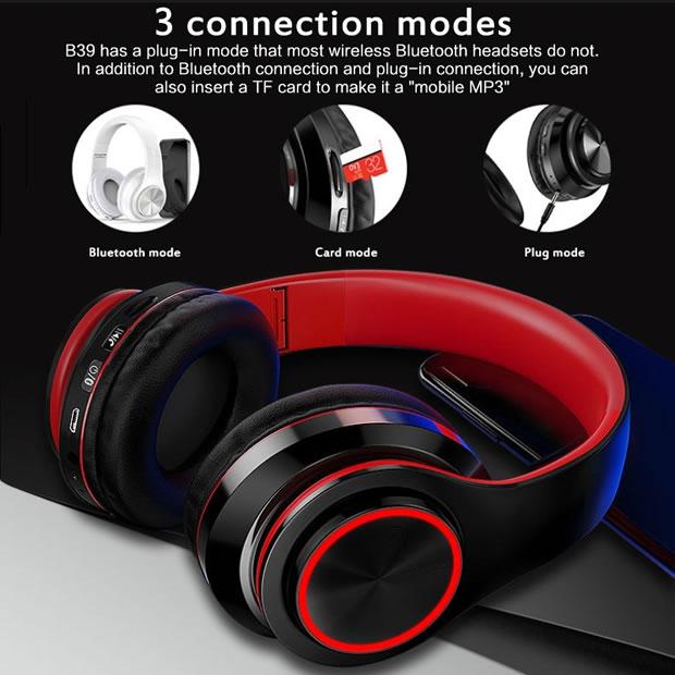 OecherDeal präsentiert Sellers mit dem On-Ear-Bluetooth-Kopfhörer B39