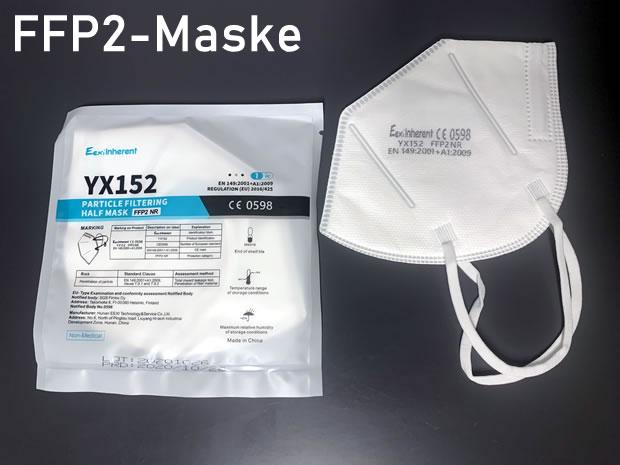 OecherDeal präsentiert die FFP2-Masken von Sellers Handelsgesellschaft