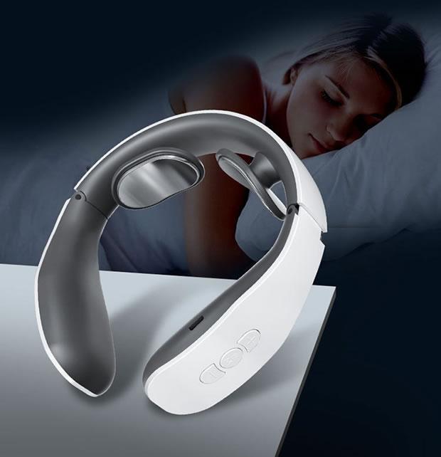 OecherDeal präsentiert Sellers mit einem Massagegerät