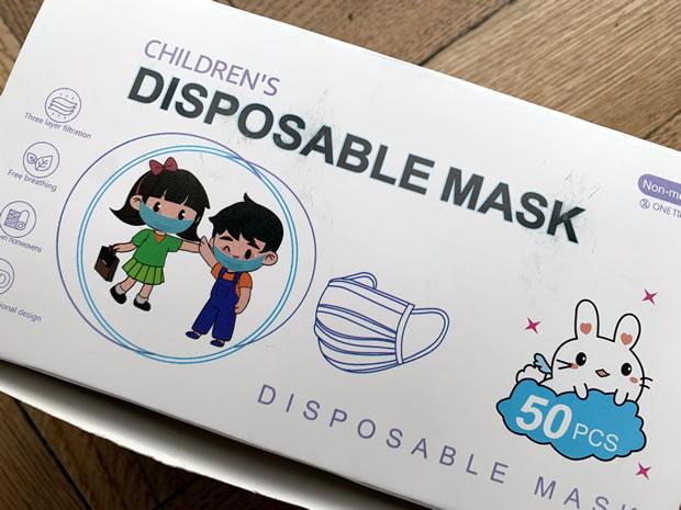 OecherDeal präsentiert die Sellers Handelsgesellschaft mit MNS Masken für Kinder