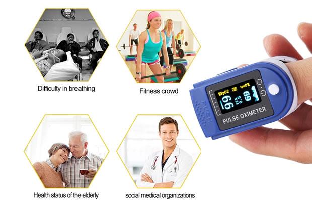 OecherDeal präsentiert Sellers mit dem Pulsoximeter