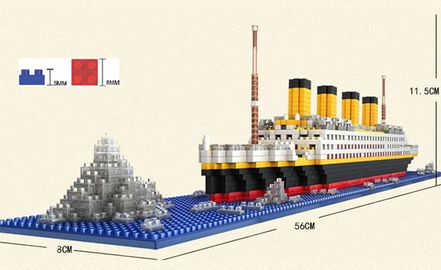 OecherDeal präsentiert Sellers mit einem Schiffsmodell