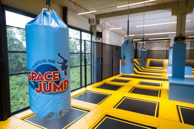 OecherDeal präsententiert Space Jump Heerlen