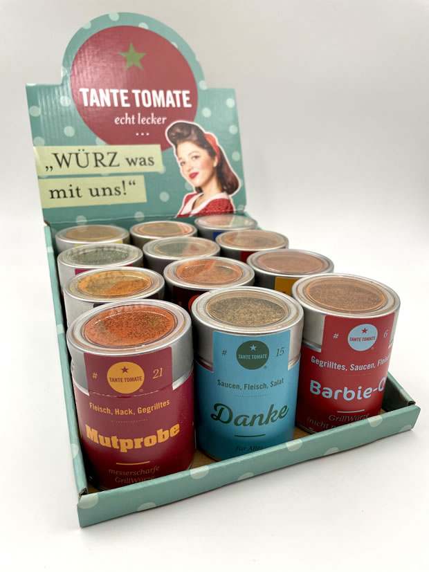 OecherDeal präsentiert Tante Tomate